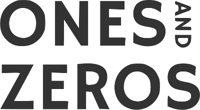 Ones and Zeros Logo
